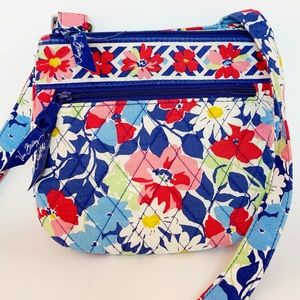 Vera Bradley Summer Cottage Little Flap Hipster